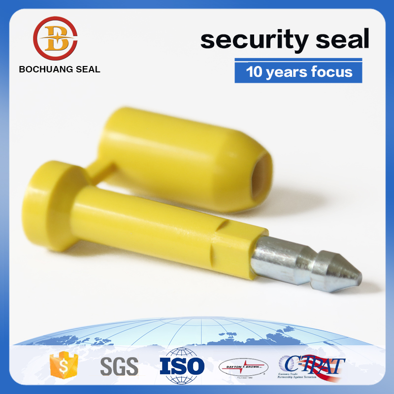 high security one time seal for container B103