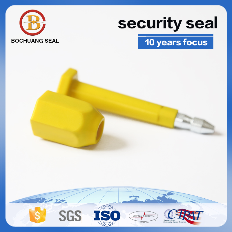high security disposable bolt seals with series numbers B303