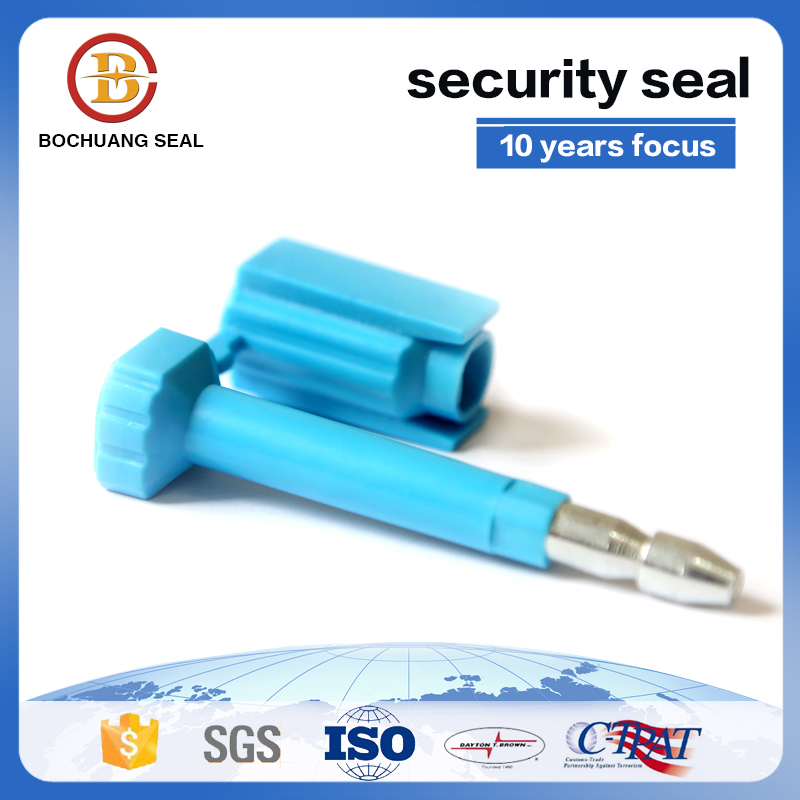 Tamper Evident Container Security Bolt Seals