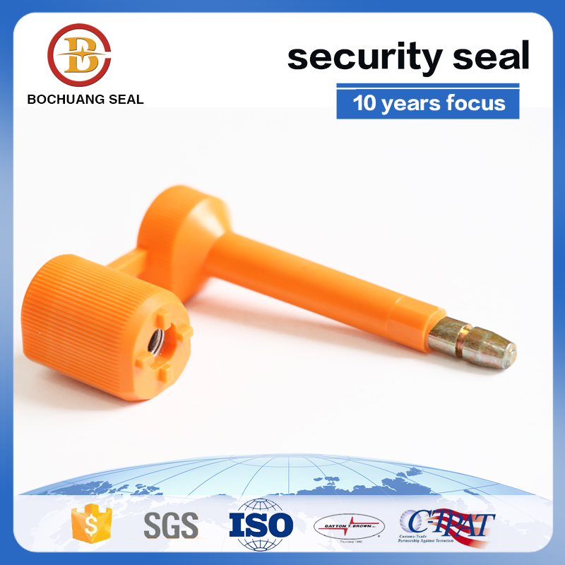 High Security Shipping Container bolt Seal truck seal