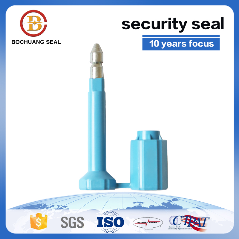 high security container bolt seal with plastic B302