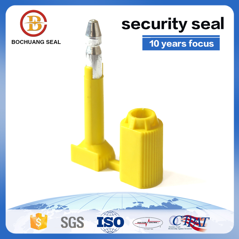CTPAT and ISO 17712:2013 Container Transport Use Container bolt Seal