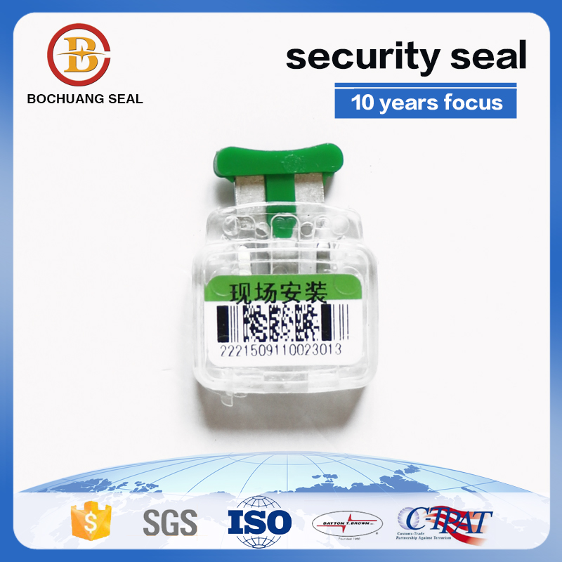 Wire and Plastic Electric Meter Security Seal Lock Widely Used