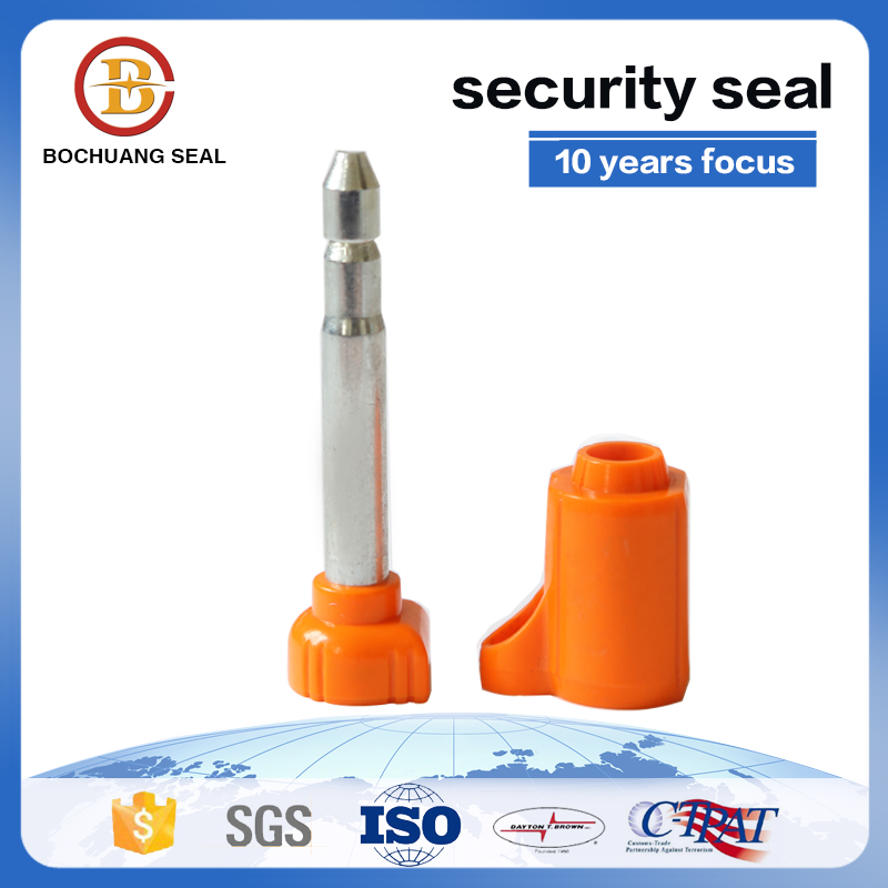 High security container bolt seal customs truck trailer seals
