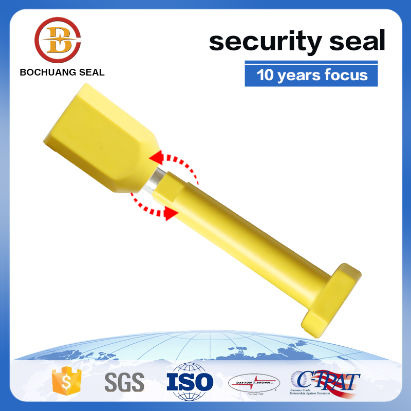Bolt Security Seal Compliant Tamper Resistant Container Lock Seal