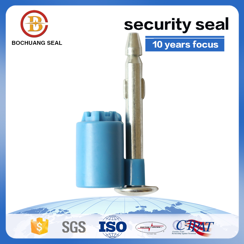 C-TPAT Compliant Security Seal container bolt seal