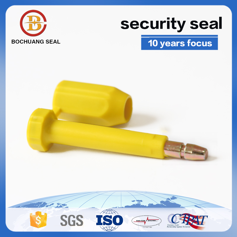 bolt seal for containers trucks customs