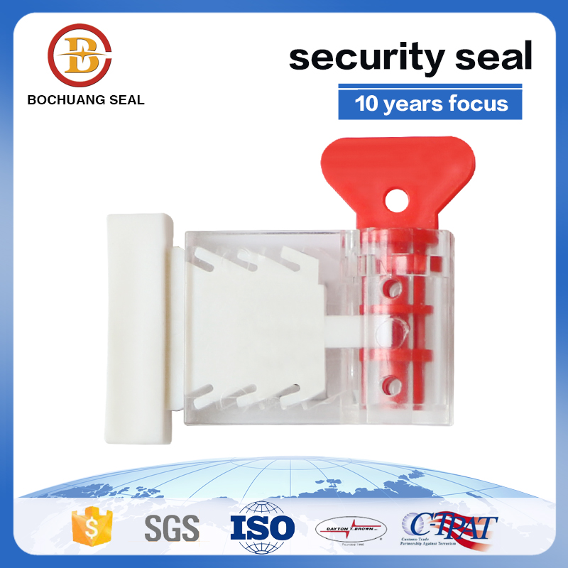 Plastic Meter Seal Stainless Wire Bar Code Protection Tamper