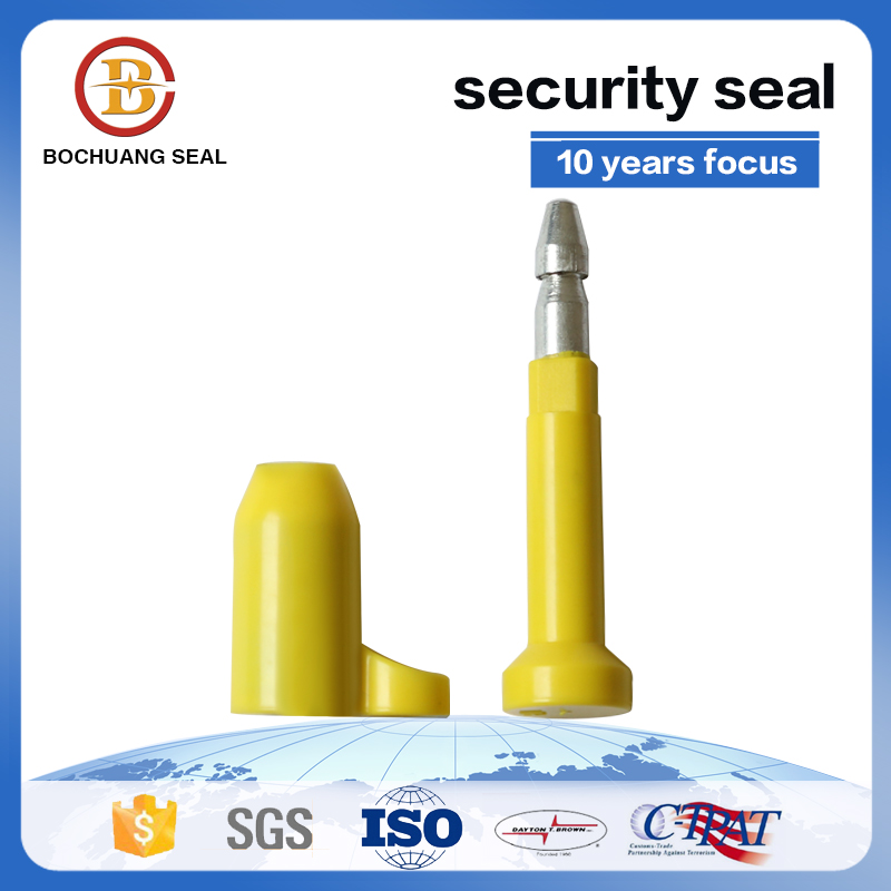 Quality Ctpat Security Container Seal, One Time Use Cargo Bullet Bolt Seal