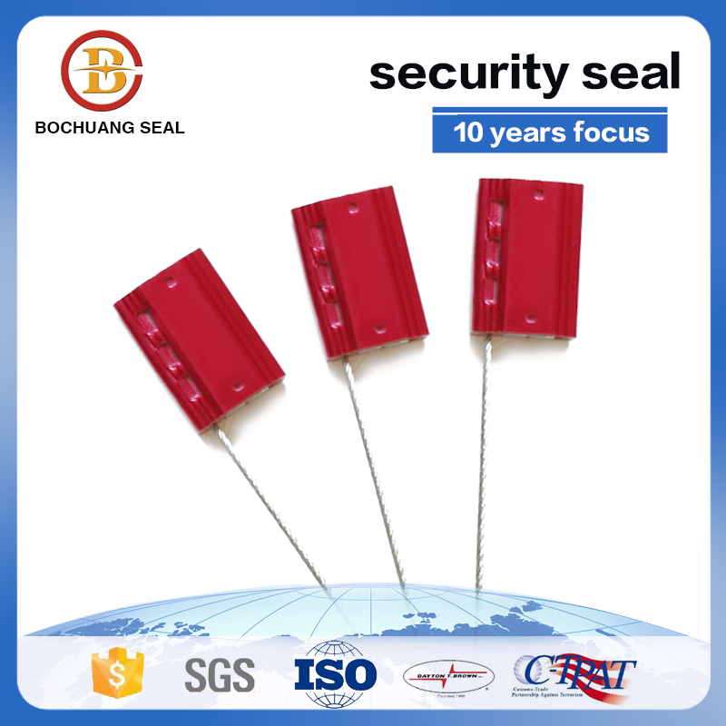Temper Evident Security Cable Seal