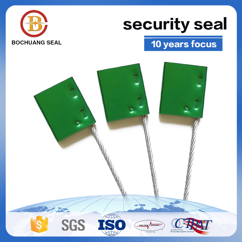 Aluminum Alloy Cable Seals Container Seal