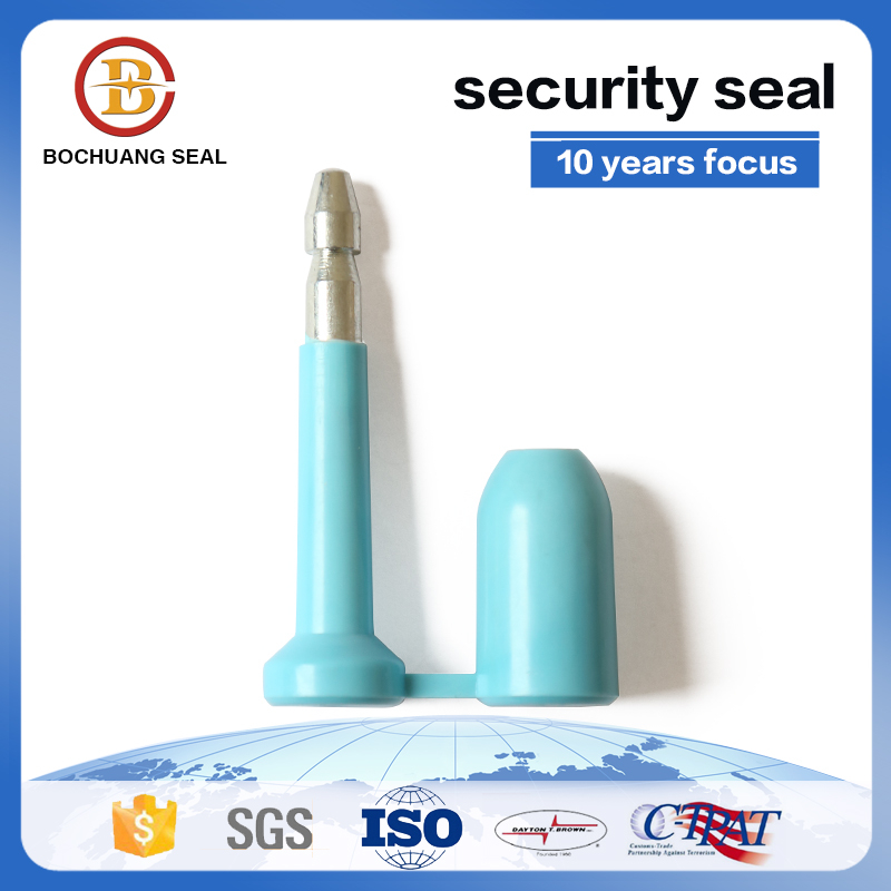 tamper proof disposable bolt security seals factory B101