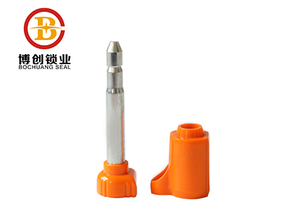 B402 tamper proof high security truck door seal lock