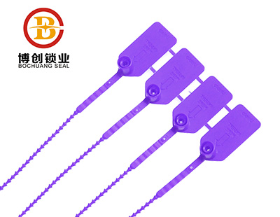 BC-P501 Bamboo pull tight strap plastic seals plastic Fire seal