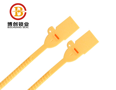 BC-P105 Plastic Security Seals For Transportation