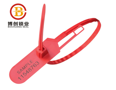 P102 plastic packaging security seals with factory price